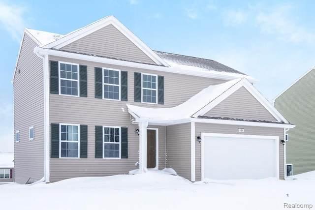 220 Laura Lane, Linden, MI 48451 (#2200088175) :: Real Estate For A CAUSE