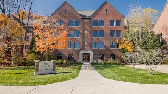 827 Asa Gray Drive #455, Ann Arbor, MI 48105 (#543277286) :: Keller Williams West Bloomfield
