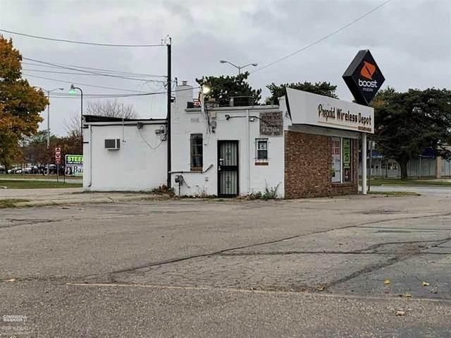 28628 Gratiot Ave, Roseville, MI 48066 (#58050028347) :: Robert E Smith Realty