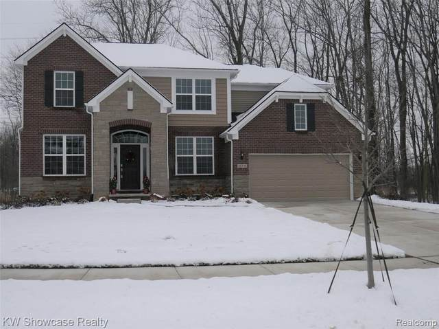 25715 Oberlin Court, Novi, MI 48374 (#2200092568) :: Duneske Real Estate Advisors