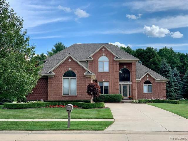 13464 Amberglen Drive, Washington Twp, MI 48094 (#2200093794) :: Duneske Real Estate Advisors