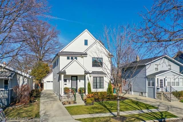 1523 Ruffner Avenue Avenue, Birmingham, MI 48009 (#2200096125) :: Keller Williams West Bloomfield
