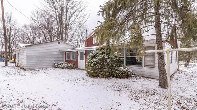 1279 Wilbur, Putnam Twp, MI 48169 (#2200096567) :: Robert E Smith Realty