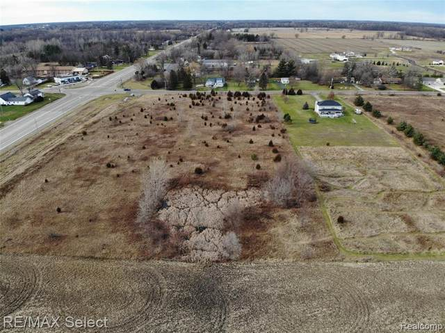 0 S Morrish Road, Clayton Twp, MI 48532 (#2200100215) :: Real Estate For A CAUSE