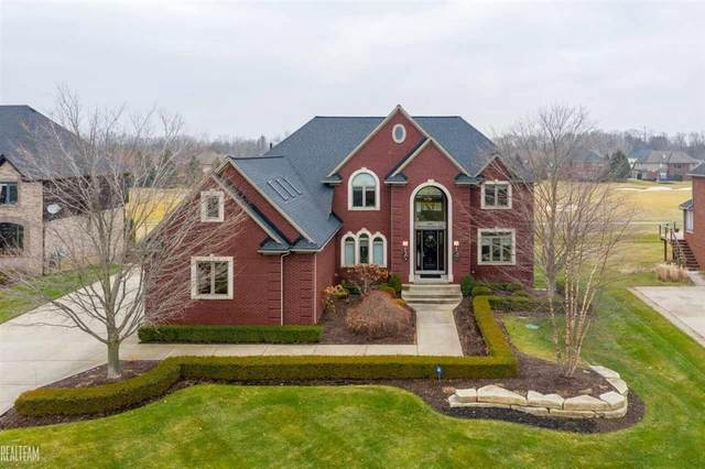 2657 Invitational, Oakland Twp, MI 48363 (#58050031225) :: The Alex Nugent Team | Real Estate One