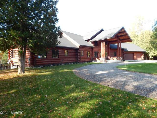 8797 N Us 31 Highway, Freesoil Twp, MI 49411 (#71020045792) :: The Merrie Johnson Team