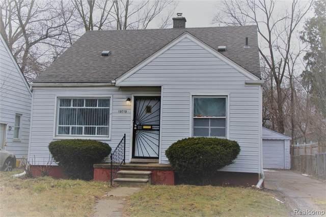 19719 Chapel Street, Detroit, MI 48219 (#2210003699) :: Novak & Associates