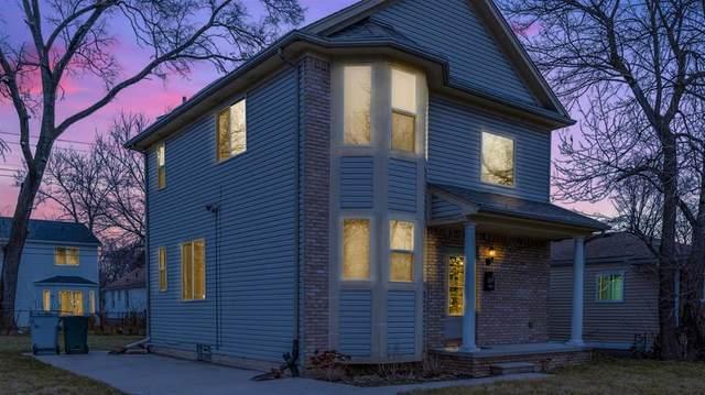 90 W Milton Avenue, Hazel Park, MI 48030 (#543278384) :: Keller Williams West Bloomfield