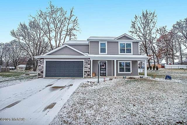 21548 Fieldview, MASON TWP, MI 49112 (#69021002365) :: The Alex Nugent Team | Real Estate One