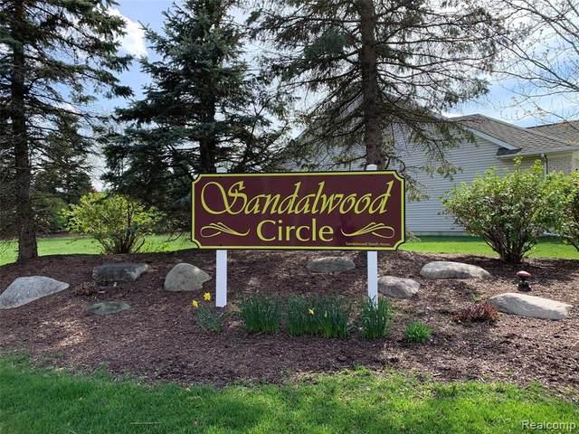 5146 Sandalwood Circle, Grand Blanc, MI 48439 (#2210005668) :: Real Estate For A CAUSE