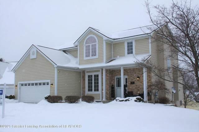 16683 Broadview Drive, Bath Twp, MI 48823 (#630000252991) :: GK Real Estate Team