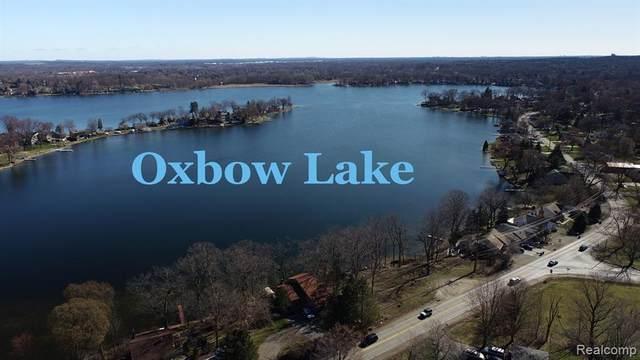 10286 Elizabeth Lake - Parcel A Road, White Lake Twp, MI 48386 (#2210009463) :: Real Estate For A CAUSE