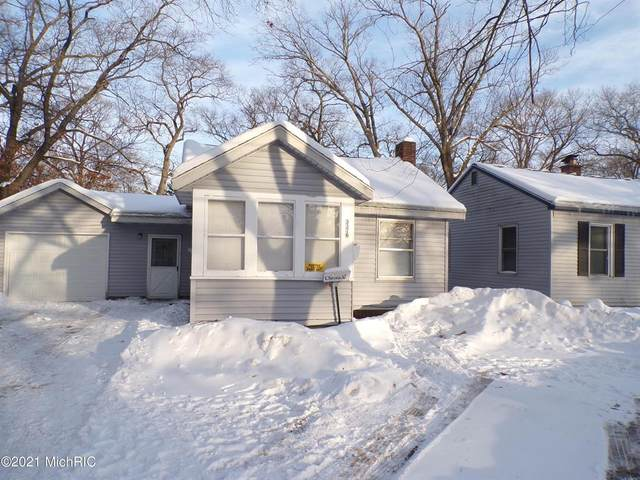 3376 Ninth Street, Muskegon Heights, MI 49444 (#71021004792) :: The Mulvihill Group
