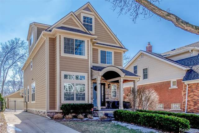 1380 Bird Ave, Birmingham, MI 48009 (#2210011848) :: The Alex Nugent Team   Real Estate One