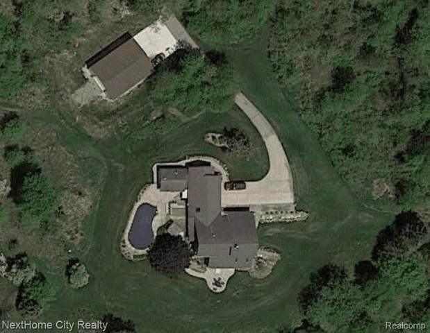 6575 Hadley Hills Court, Independence Twp, MI 48348 (#2210013813) :: Duneske Real Estate Advisors