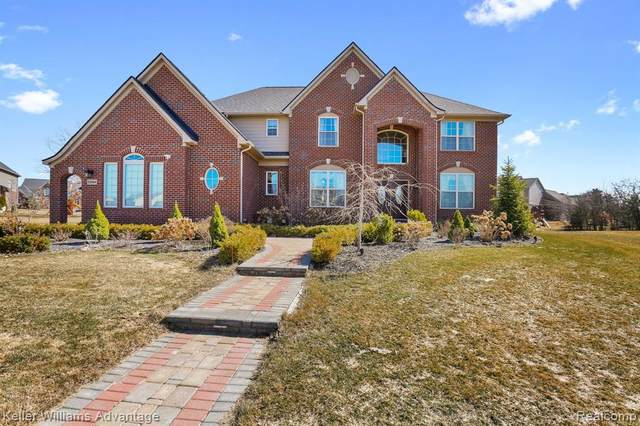 22864 Cheyenne Drive, Lyon Twp, MI 48178 (#2210015845) :: Duneske Real Estate Advisors