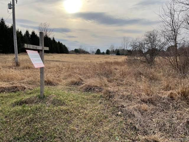 P-8 Oak Grove Road, Cohoctah Twp, MI 48855 (#2210017464) :: RE/MAX Nexus