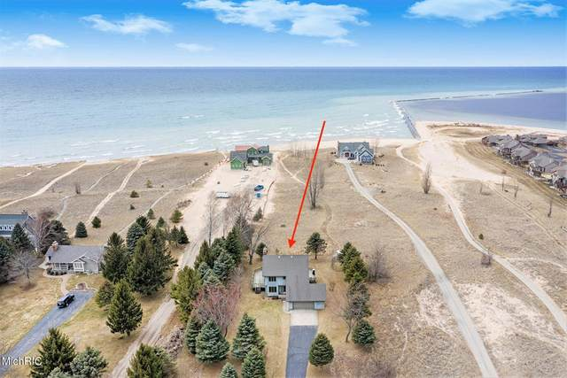 423 S Lakeshore Drive, Pere Marquette Twp, MI 49431 (#67021009259) :: The Merrie Johnson Team