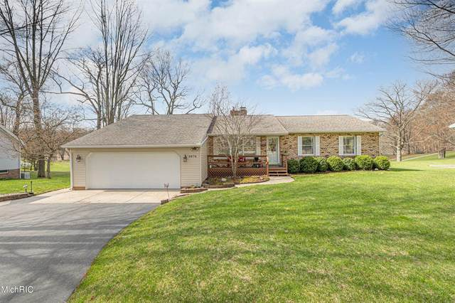 9874 Center Lane, Austin Twp, MI 49346 (MLS #72021009262) :: The John Wentworth Group