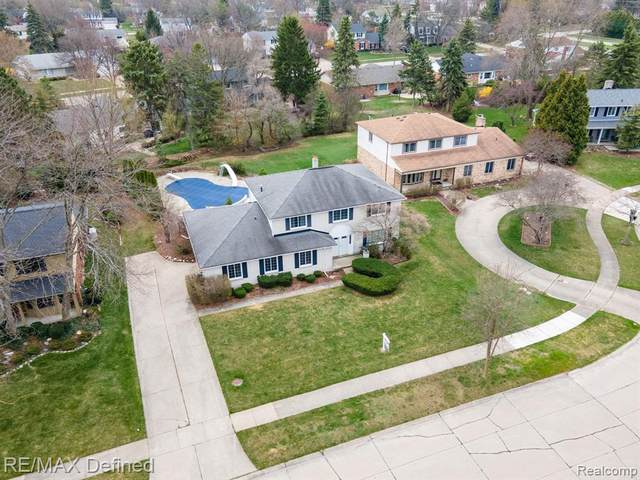 1929 Warbler Court, Troy, MI 48084 (#2210023247) :: GK Real Estate Team