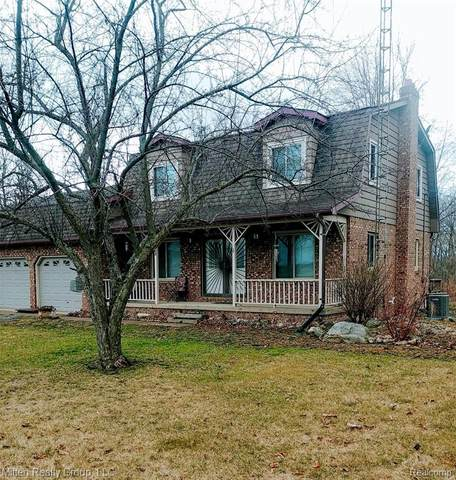 12518 Seymour Road, Argentine Twp, MI 48436 (#2210025192) :: Real Estate For A CAUSE