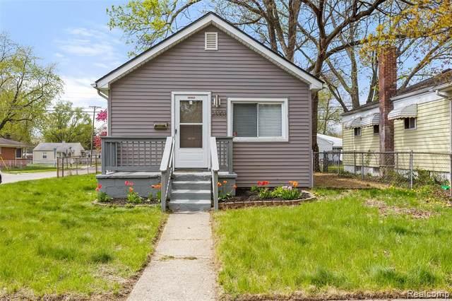 23303 Stauber Avenue, Hazel Park, MI 48030 (#2210026534) :: Real Estate For A CAUSE