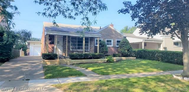 4323 Cooper Ave, Royal Oak, MI 48073 (#2210026829) :: GK Real Estate Team