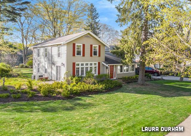 1050 Holland Street, Saugatuck, MI 49453 (#71021014627) :: Real Estate For A CAUSE