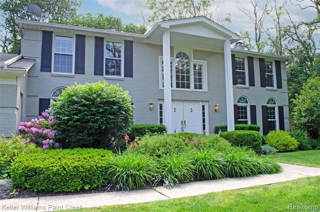 1501 Surria Court, Bloomfield Hills, MI 48304 (#2210030674) :: GK Real Estate Team