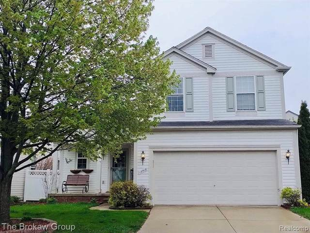 10518 Edgewater Trail N, Grand Blanc Twp, MI 48442 (#2210031290) :: Real Estate For A CAUSE