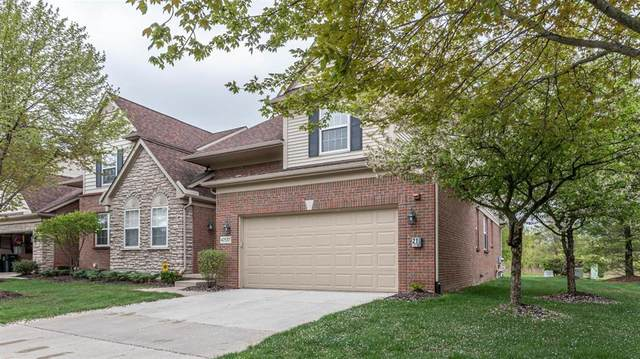 47537 Scenic Circle Drive, Canton Twp, MI 48188 (#543280611) :: Real Estate For A CAUSE