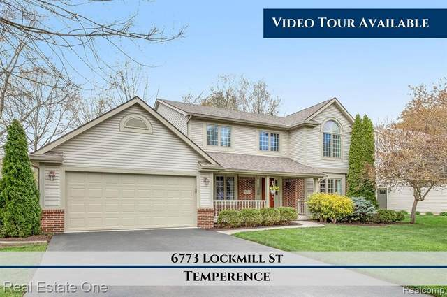 6773 Lockmill Street, Bedford Twp, MI 48182 (#2210033308) :: Real Estate For A CAUSE