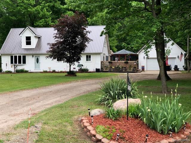 10408 Elms Road, Taymouth Twp, MI 48415 (#2210035451) :: Real Estate For A CAUSE