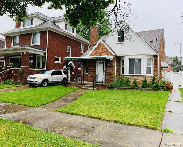 7228 Bingham Street, Dearborn, MI 48126 (#2210035815) :: GK Real Estate Team