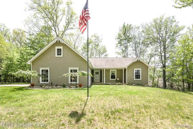 19373 Spears Road, Unadilla Twp, MI 48137 (#2210036221) :: Real Estate For A CAUSE