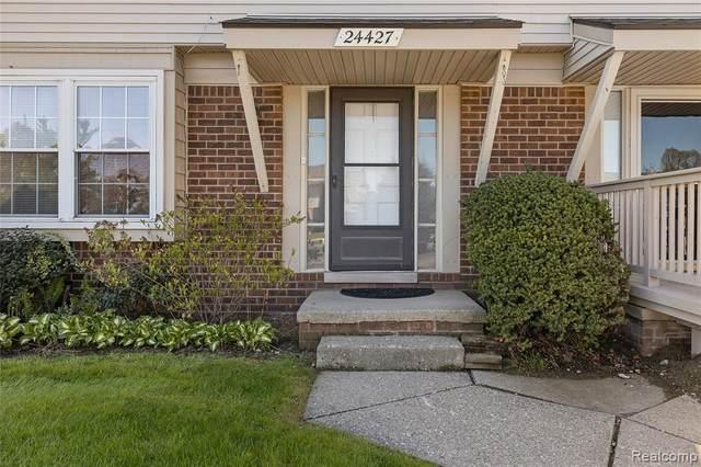 24427 Bashian Drive, Novi, MI 48375 (#2210036279) :: Duneske Real Estate Advisors