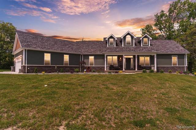 7969 Webster Church Road, Webster Twp, MI 48189 (#2210038585) :: Real Estate For A CAUSE