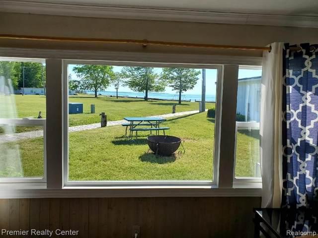 6024 Port Austin Rd #9, Caseville, MI 48725 (#2210040350) :: Real Estate For A CAUSE