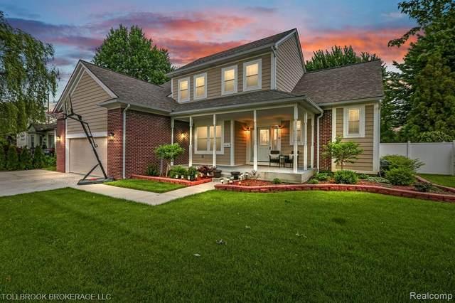 15178 Haller Street, Livonia, MI 48154 (#2210042725) :: Novak & Associates