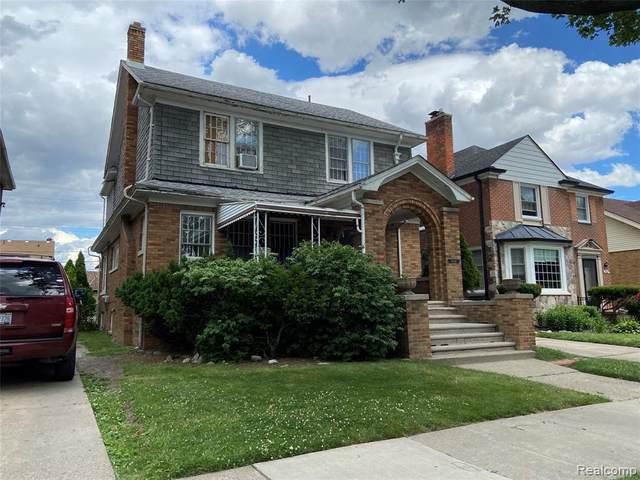 7466 Calhoun Street, Dearborn, MI 48126 (#2210045444) :: GK Real Estate Team