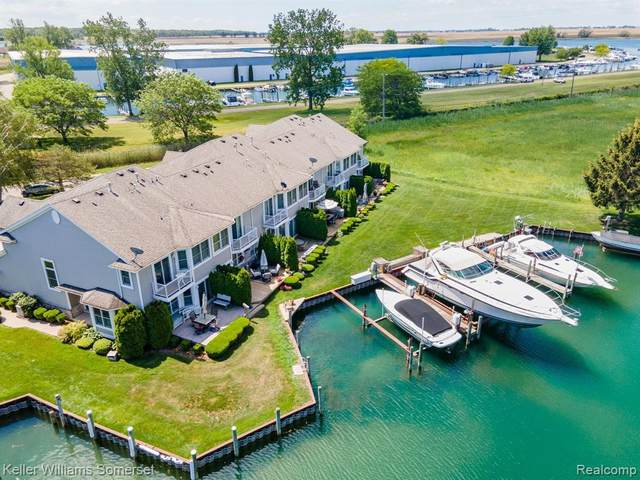 7230 Harbor Drive, Clay Twp, MI 48001 (#2210045878) :: GK Real Estate Team