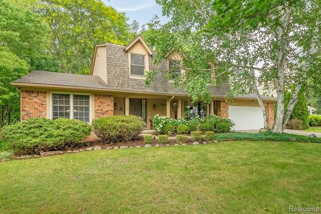 20602 S Lexington Boulevard, Northville, MI 48167 (#2210046366) :: GK Real Estate Team