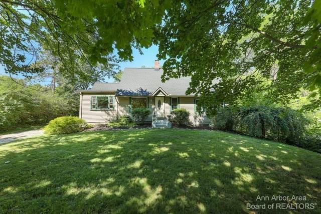 238 S Ann Arbor Street, Saline, MI 48176 (#543281792) :: GK Real Estate Team