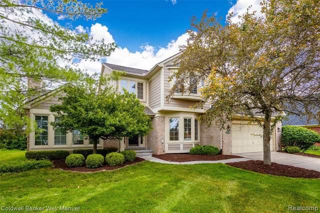 22561 Bertram Drive, Novi, MI 48374 (#2210048239) :: Duneske Real Estate Advisors