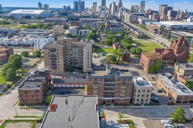 78 Watson St Apt 13, Detroit, MI 48201 (#2210049917) :: Real Estate For A CAUSE