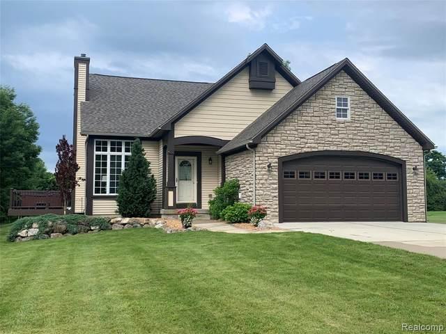 888 Winn Lake Road, Lapeer Twp, MI 48446 (#2210052202) :: Real Estate For A CAUSE