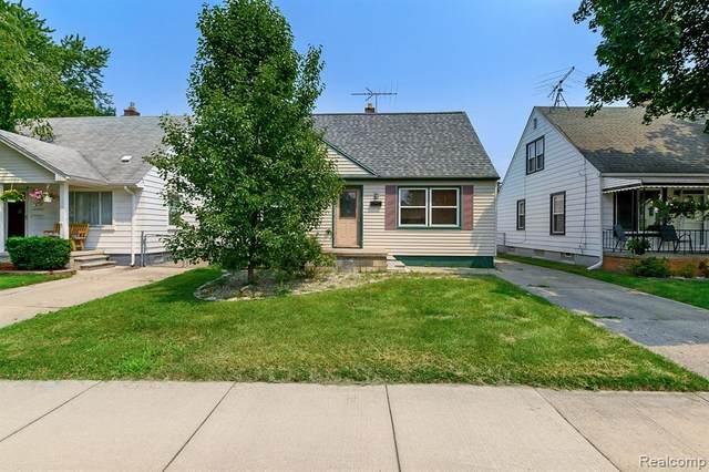3545 Gertrude Street, Dearborn, MI 48124 (#2210054670) :: GK Real Estate Team