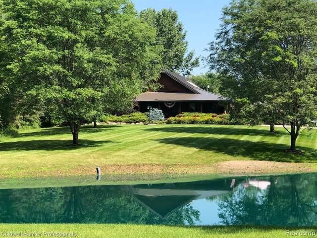 4895 Belle River Road, Attica Twp, MI 48412 (#2210055194) :: Duneske Real Estate Advisors