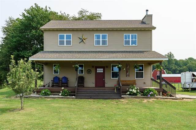 10843 S 33rd Street, Pavilion Twp, MI 49097 (#66021033614) :: Real Estate For A CAUSE