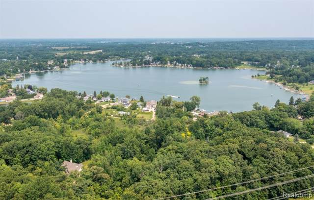 1 Walnut Shores Drive, Tyrone Twp, MI 48430 (#2210057374) :: The Alex Nugent Team | Real Estate One